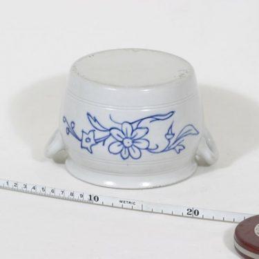Arabia B 1 ruukku, kukkakuvio, suunnittelija , kukkakuvio, kobolttimaalaus, 1 l kuva 2