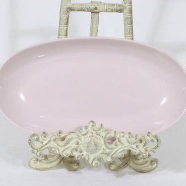 Arabia X vati, rosa, suunnittelija , pieni, koristelematon