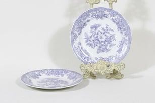 Arabia Fasaani lautaset, matala, 2 kpl, suunnittelija , matala, pieni, kuparipainokoriste
