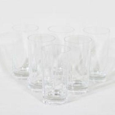 Iittala Viva lasit, 30 cl, 6 kpl, suunnittelija Tapio Wirkkala, 30 cl