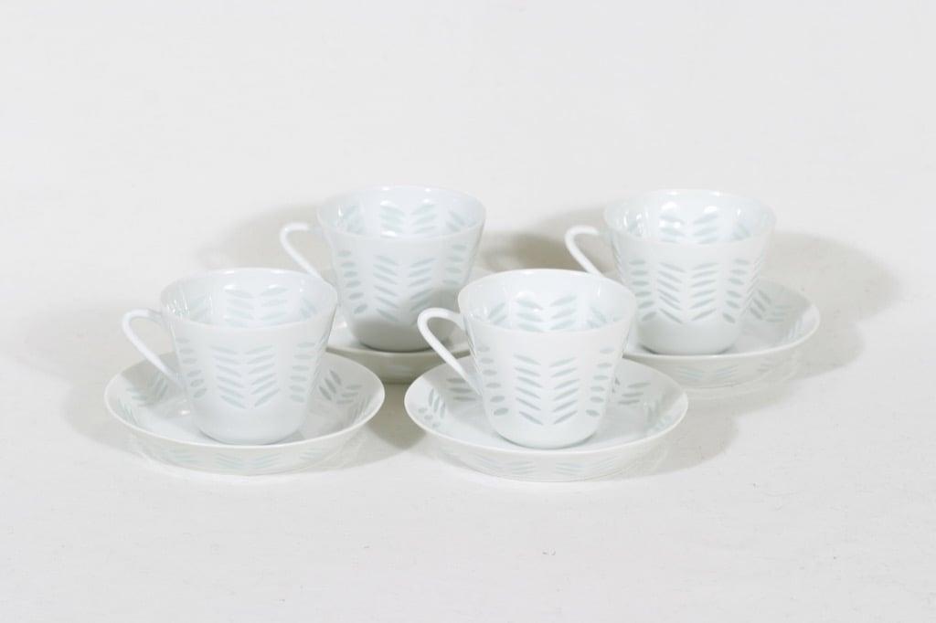 Arabia FK/65 coffee cup, 15 cl, 4 pcs, Friedl Holzer-Kjellberg