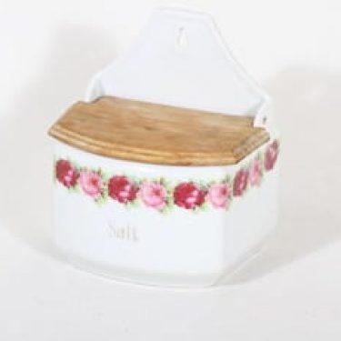 Lampinen suola-astia, suunnittelija Esteri Tomula, siirtokuva