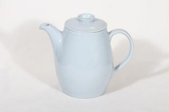 Arabia X kahvikaadin, 1 l, suunnittelija , 1 l, koristelematon