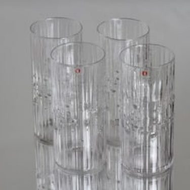 Iittala Mesi lasit, 33 cl, 4 kpl, suunnittelija Tapio Wirkkala, 33 cl