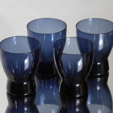 Nuutajärvi SH 170 lasit, 20 cl, 4 kpl, suunnittelija Saara Hopea, 20 cl