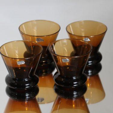 Nuutajärvi glasses, 12 cl, 4 pcs, Kaj Franck