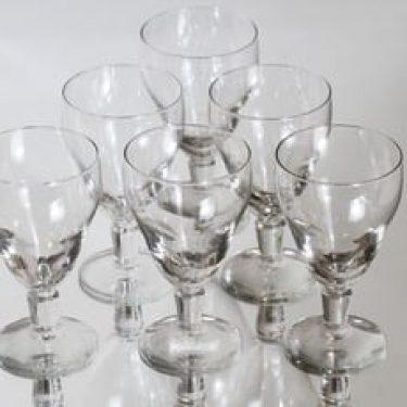 Iittala lasit, 12 cl, 6 kpl, suunnittelija Göran Hongell, 12 cl
