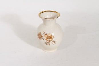 Arabia Myrna maljakko, suunnittelija Olga Osol, pieni, serikuva