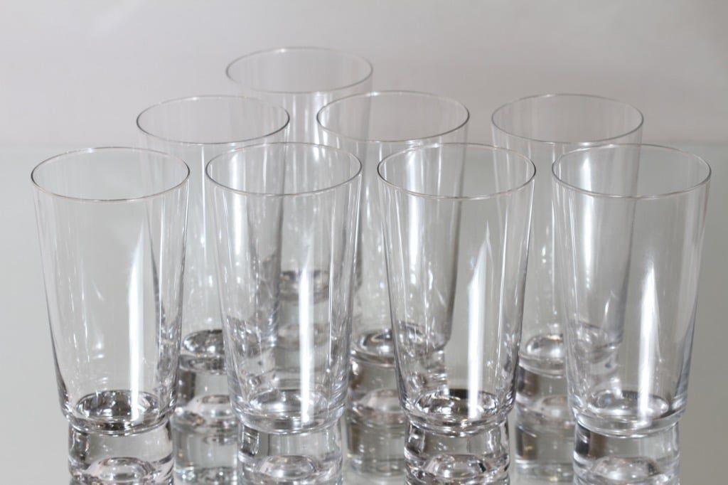 Iittala Future lasit, 35 cl, 8 kpl, suunnittelija Tapio Wirkkala, 35 cl