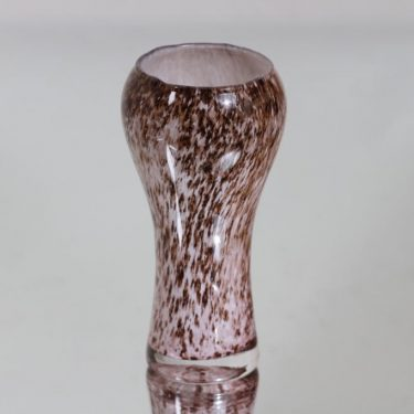 Nuutajärvi Pastoraali vase, colourful, Inkeri Toikka