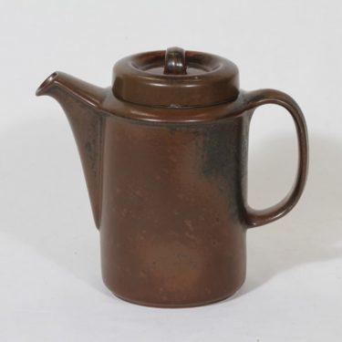 Arabia Ruska kahvikaadin, 1.33 l, suunnittelija Ulla Procope, 1.33 l