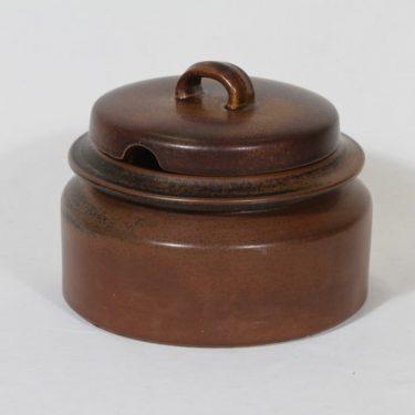 Arabia Ruska liemikulho, ruskea, suunnittelija Ulla Procope,