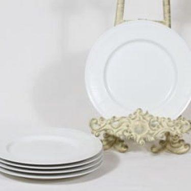 Arabia Pitsi lautaset, 5 kpl, suunnittelija , pieni, serikuva