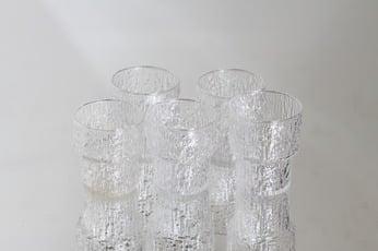 Iittala Paadar lasit, 6 cl, 5 kpl, suunnittelija Tapio Wirkkala, 6 cl, pieni