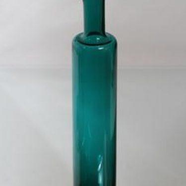 Riihimäen lasi Koristepullo, signeerattu, suunnittelija Nanny Still, signeerattu