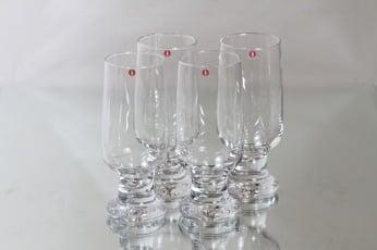 Iittala Joiku lasit, 36 cl, 4 kpl, suunnittelija Tapio Wirkkala, 36 cl