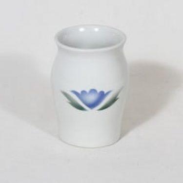 Arabia BP hammasharjapikari, kukkakuvio, suunnittelija , kukkakuvio, puhalluskoriste