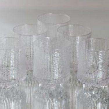 Iittala Ultima Thule lasit, 20 cl, 6 kpl, suunnittelija Tapio Wirkkala, 20 cl