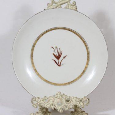 Arabia vati, käsinmaalattu, suunnittelija Greta Lisa Jäderholm-Snellman, käsinmaalattu, signeerattu, art deco