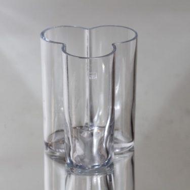 Riihimäen lasi maljakko, 20 cl, suunnittelija , 20 cl