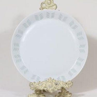 Arabia EK vati, riisiposliini, suunnittelija Friedl Holzer-Kjellberg, riisiposliini, massasigneerattu