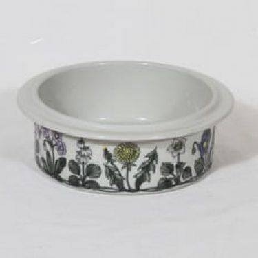 Arabia Flora kulho, suunnittelija Esteri Tomula, serikuva