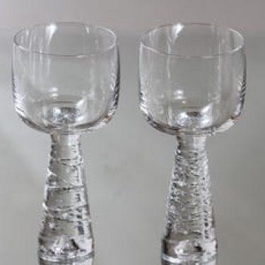 Iittala Arkipelago viinilasit, 20 cl, 2 kpl, suunnittelija Timo Sarpaneva, 20 cl