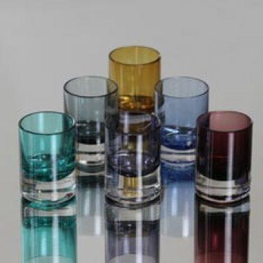 Riihimäen lasi lasit, 3 cl, 6 kpl, suunnittelija , 3 cl, pieni