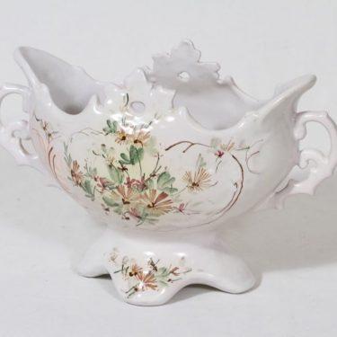 Kupittaan savi 157 bowl, hand-painted, signed