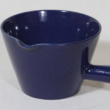 Arabia Kilta kulppi, sininen lasite, suunnittelija , suuri