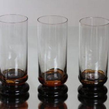 Humppila Kievari lasit, 33 cl, 3 kpl, suunnittelija Matti Halme, 33 cl