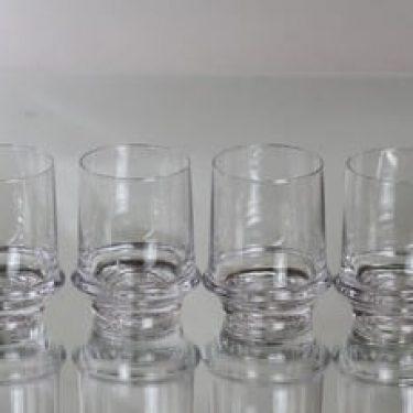 Iittala Marski lasit, 20 cl, 4 kpl, suunnittelija Tapio Wirkkala, 20 cl