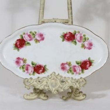 Arabia E vati, kukkakuvio, suunnittelija , kukkakuvio, pieni, siirtokuva