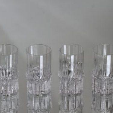 Iittala Pallas lasit, 4 cl, 4 kpl, suunnittelija Tapio Wirkkala, 4 cl