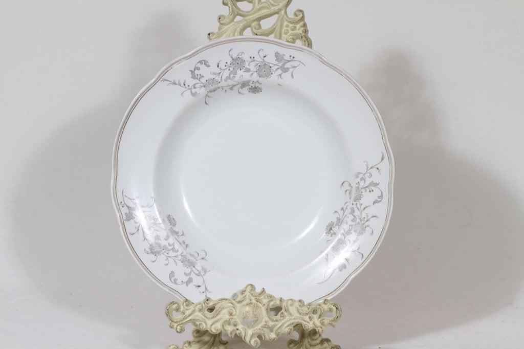 Arabia Helena lautanen, syvä, suunnittelija , syvä, painettu ja maalattu