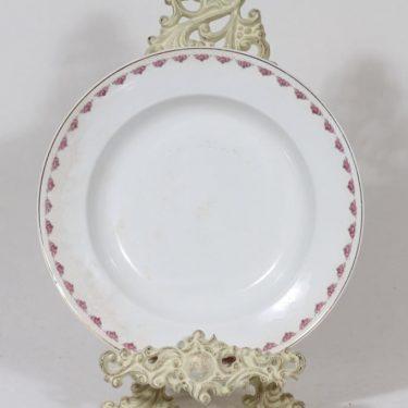 Arabia koriste 2190 lautanen, syvä, suunnittelija , syvä, painettu