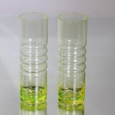 Riihimäen lasi Tzarina lasit, 30 cl, 2 kpl, suunnittelija Nanny Still, 30 cl