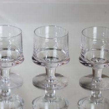 Iittala Marski lasit, 16 cl, 3 kpl, suunnittelija Tapio Wirkkala, 16 cl