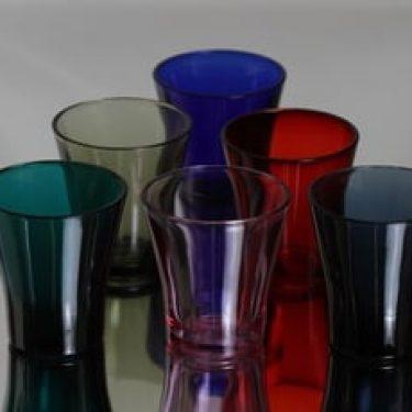 Riihimäen lasi juomalasit, 14 cl, 6 kpl, suunnittelija , 14 cl