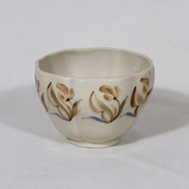 Arabia ARA bowl, hand-painted