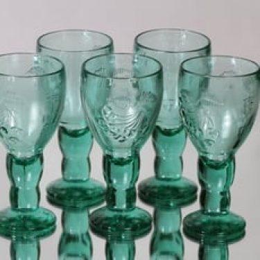 Humppila Tutti Frutti lasit, 16 cl, 5 kpl, suunnittelija Nanny Still, 16 cl