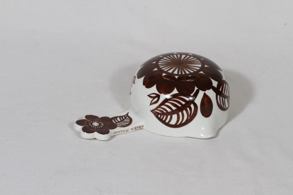 Arabia Köökki scoop, 20 cl, designer Gunvor Olin-Grönqvist, hand-painted, signed, retro
