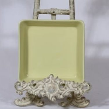 Arabia Kilta kulho, keltainen lasite, suunnittelija Kaj Franck, pieni