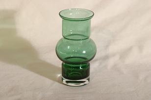 Riihimäen lasi Tuulikki 1520 vase, designer Tamara Aladin