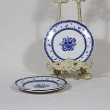 Arabia Suomenkukka lautaset, pieni, 3 kpl, suunnittelija , pieni, kuparipainokoriste