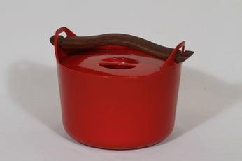 Rosenlew Sarpaneva pata, punainen, suunnittelija ,