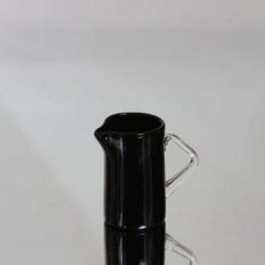 Riihimäen lasi 1173 kermakko, musta, suunnittelija ,