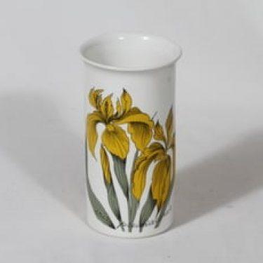 Arabia Botanica maljakko, suunnittelija Esteri Tomula, serikuva