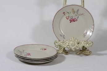 Arabia Miranda lautaset, pieni, 5 kpl, suunnittelija , pieni, siirtokuva