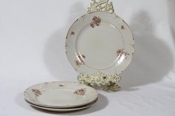 Arabia Miranda lautaset, matala, 4 kpl, suunnittelija , matala, siirtokuva